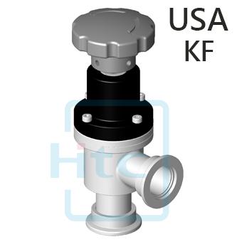 Vacuum poppet valves