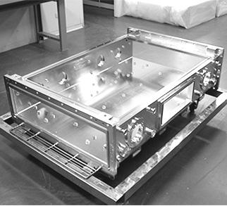 Box vacuum chamber