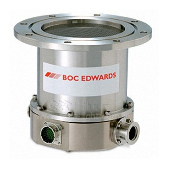 Ultra-high STP Edwards turbomolecular vacuum pumps - Htc vacuum