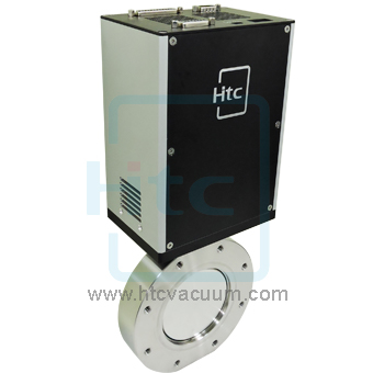 Htc apc butterfly valve-ModBUS controller system   Vacuum butterfly valve : Htc vacuum