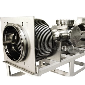 Synchrotron radiation UHV chamber | Ultra-High Vacuum Chamber - Htc vacuum